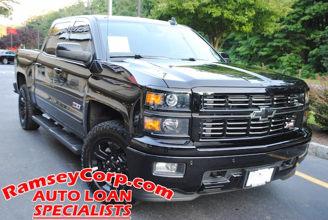 Used 2015 Chevrolet Silverado 1500 For Sale At Ramsey Corp Vin