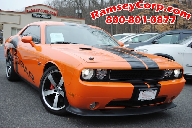 used 2012 dodge challenger for sale at ramsey corp vin 2c3cdycj6ch137467. Black Bedroom Furniture Sets. Home Design Ideas
