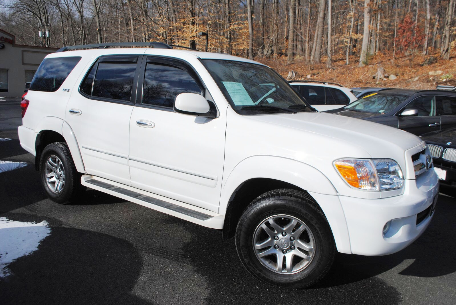 used 2006 toyota sequoia for sale west milford nj. Black Bedroom Furniture Sets. Home Design Ideas
