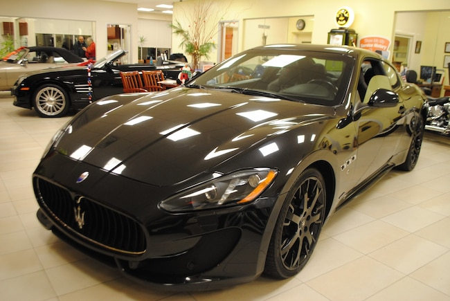 Used 2013 Maserati Granturismo For Sale West Milford Nj