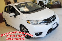 2015 Honda Fit EX-L 1.5 Hatchback