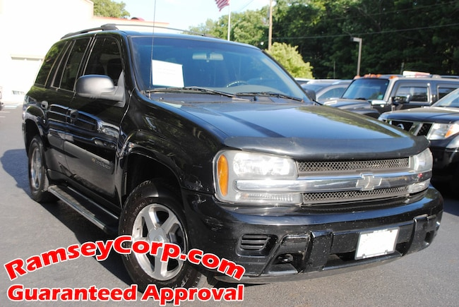 Used 2003 Chevrolet Trailblazer For Sale At Ramsey Corp Vin