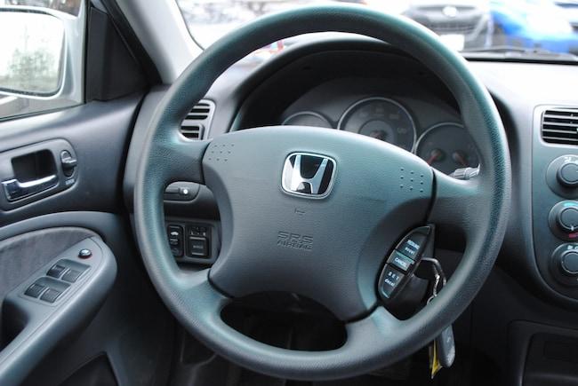 adjust idle speed honda civic 2001