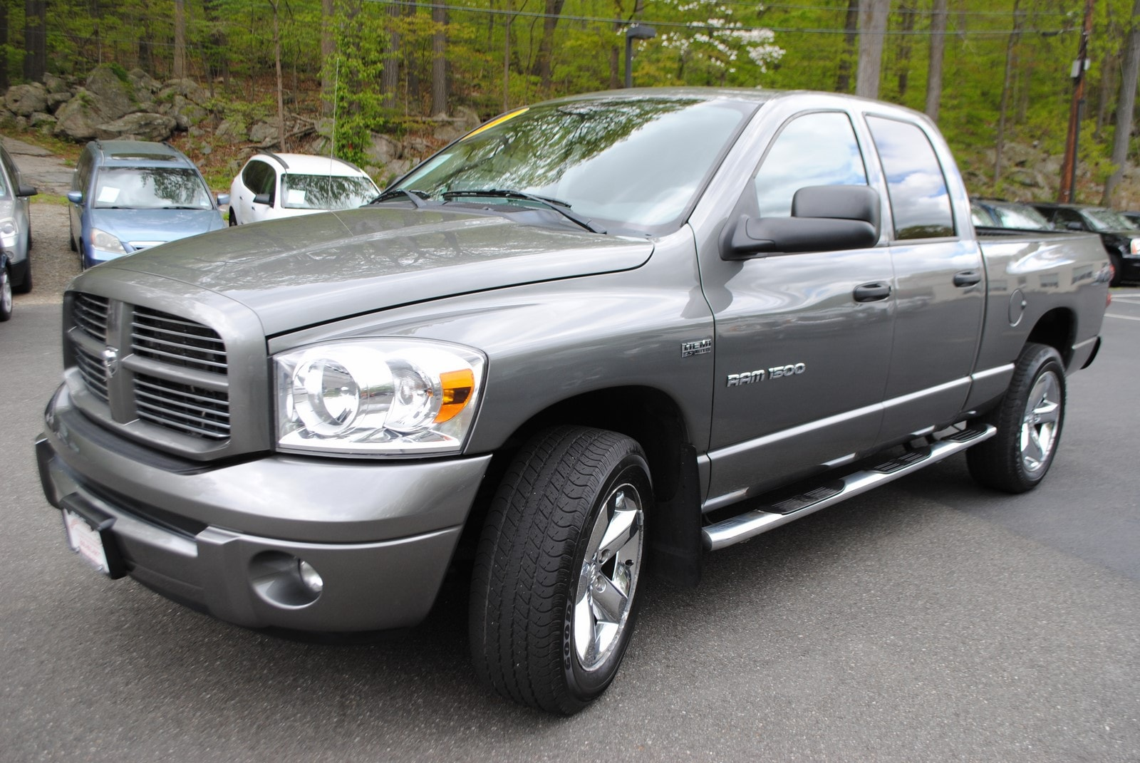 used 2007 dodge ram 1500 for sale west milford nj. Black Bedroom Furniture Sets. Home Design Ideas