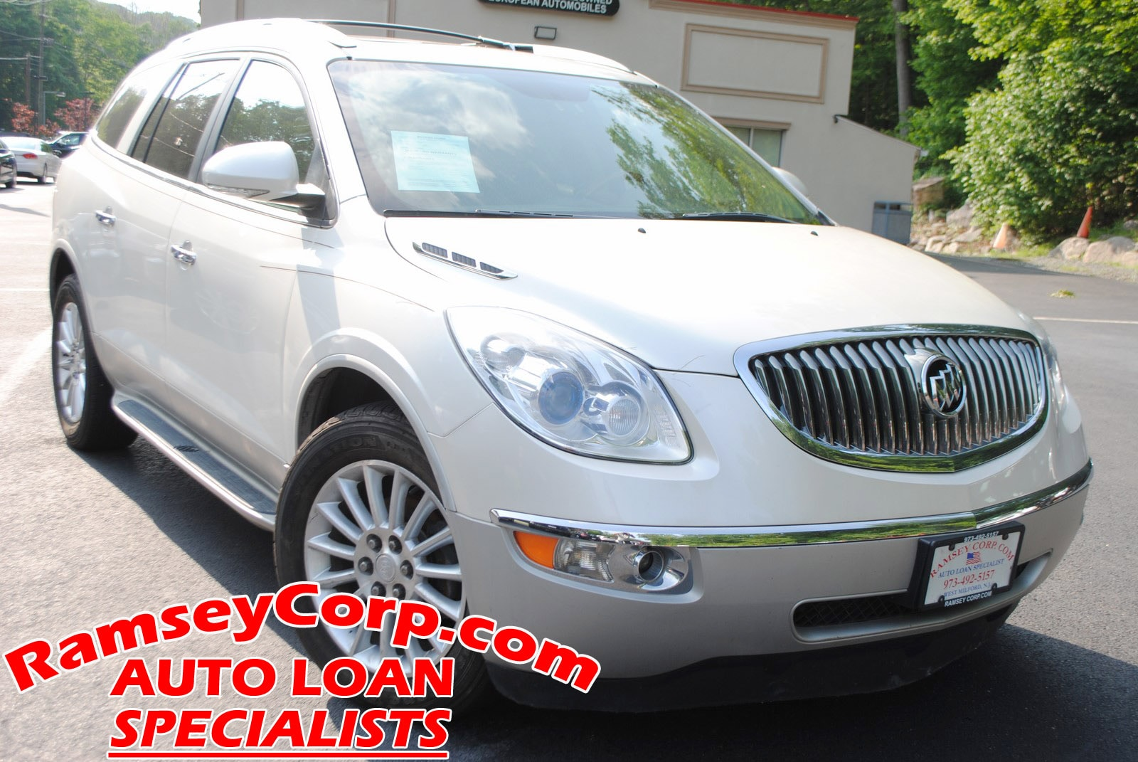2012 Buick Enclave Leather 3.6 SUV