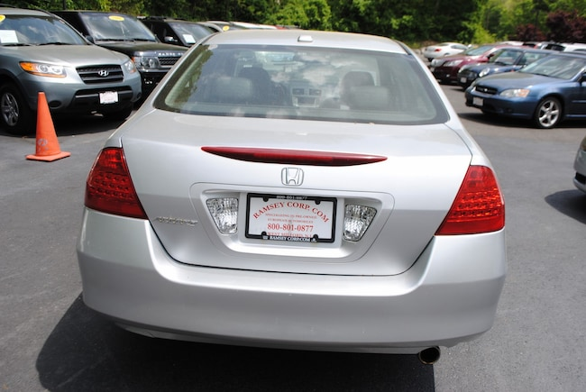 used 2006 honda accord for sale at ramsey corp vin 1hgcm55816a130094. Black Bedroom Furniture Sets. Home Design Ideas
