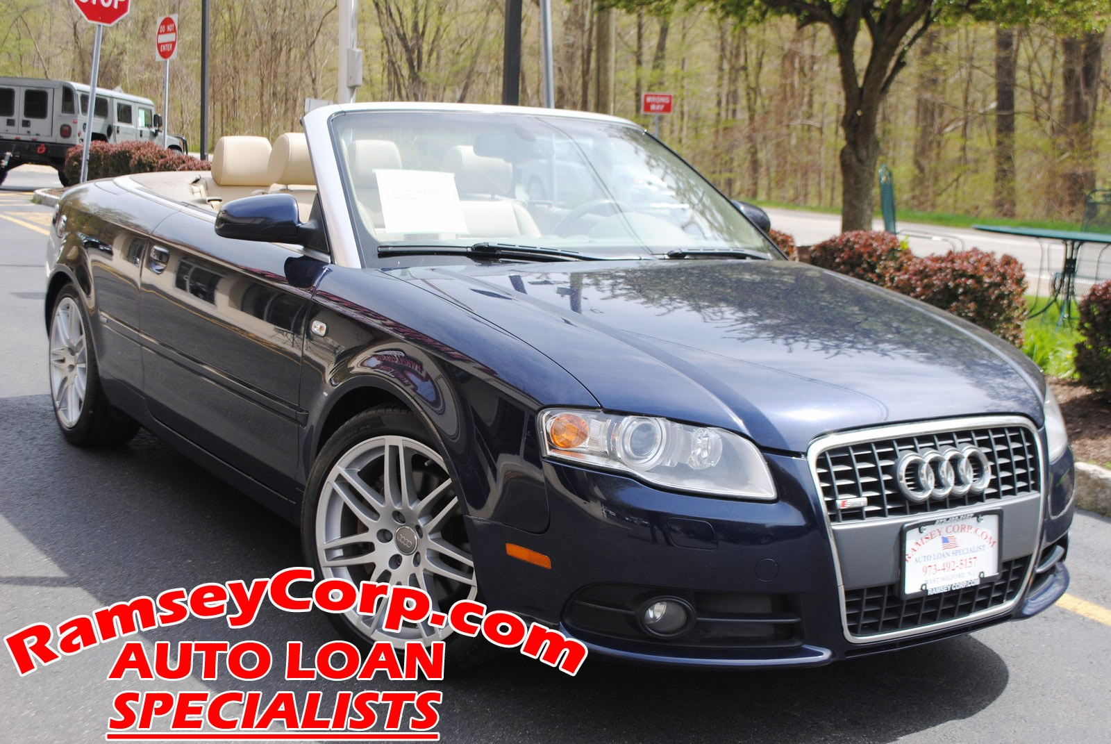 2009 Audi A4 Special Edition 2.0T  Convertible