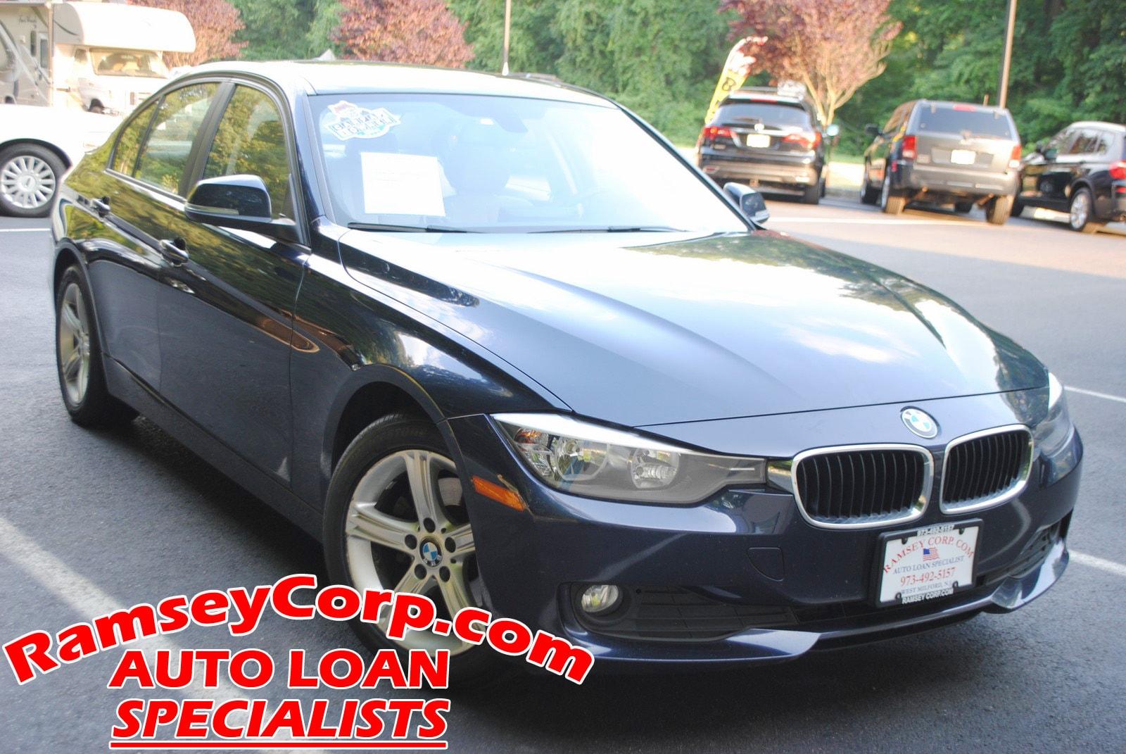 2013 BMW 320i xDrive 2.0 Sedan