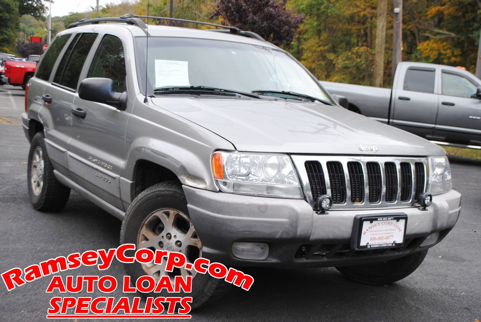 ... 2000 Jeep Grand Cherokee Laredo 4.0 SUV ...