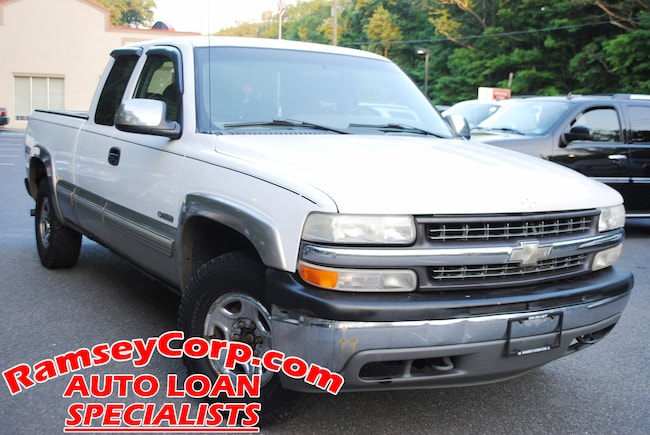 Used 2000 Chevrolet Silverado 1500 For Sale At Ramsey Corp Vin