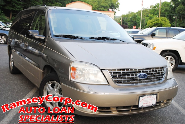 2005 Ford Freestar Limited 42 Wagon