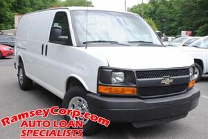 2012 Chevrolet Express 3500 Cargo Van 6.0