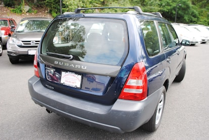 Used 2005 Subaru Forester For Sale at Ramsey Corp  | VIN