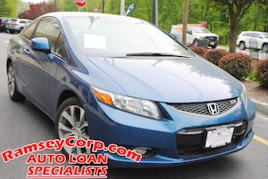 2012 Honda Civic Si 2.4