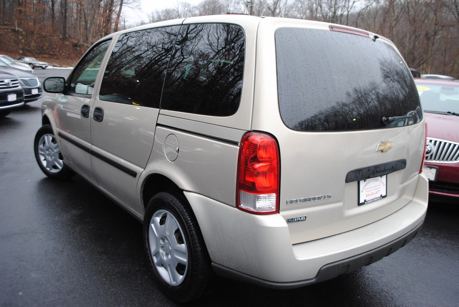 Used 2007 Chevrolet Uplander For Sale At Ramsey Corp Vin