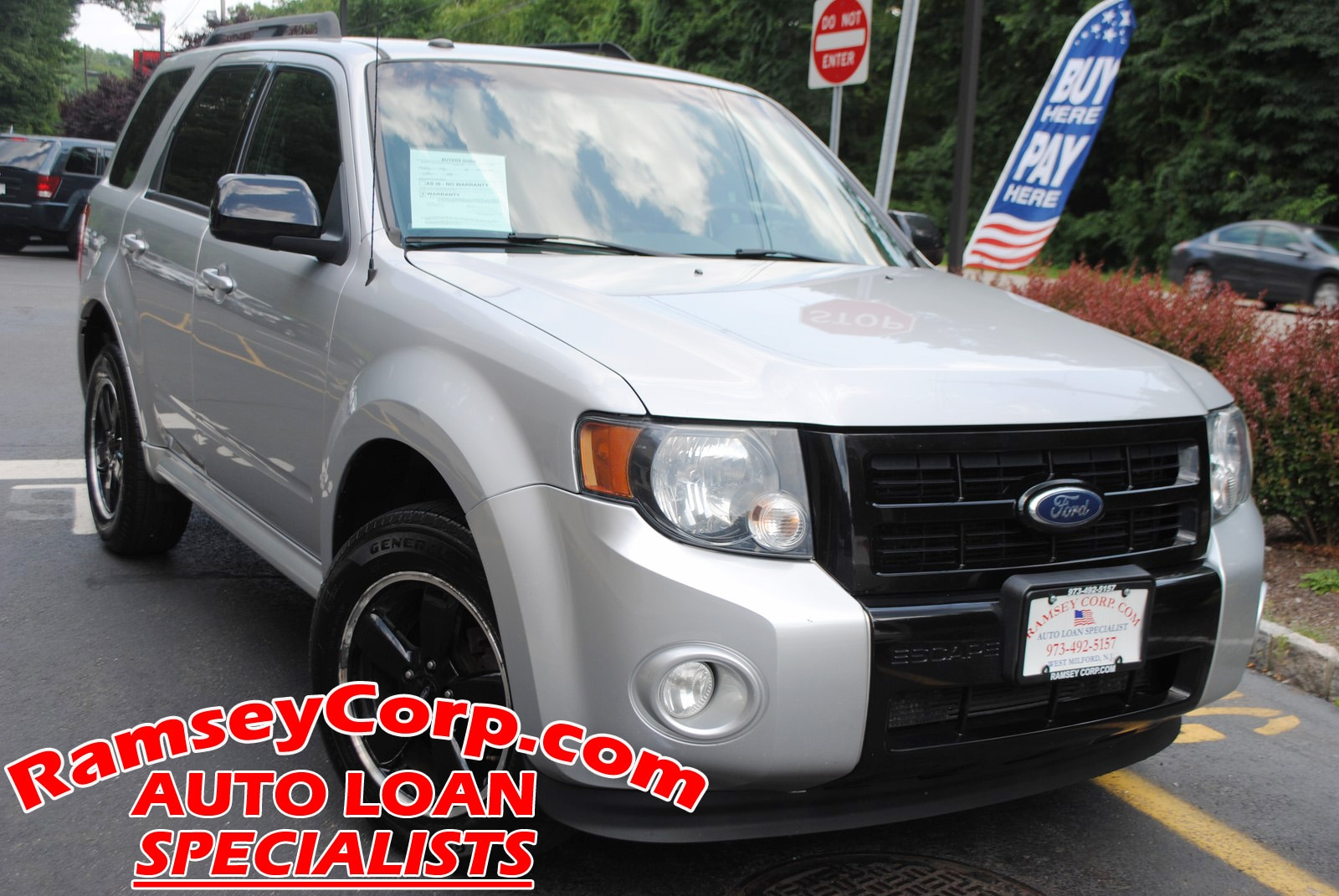 Used 2010 Ford Escape For Sale At Ramsey Corp Vin 1fmcu9dg0akc63135 2008 Expedition Tow Package Wiring Schematic