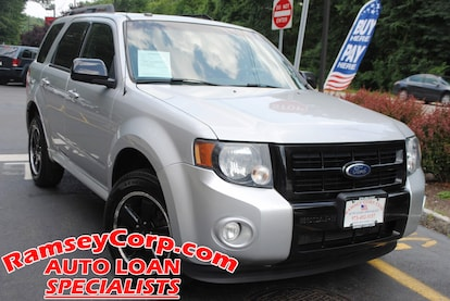 Used 2010 Ford Escape For Sale At Ramsey Corp Vin