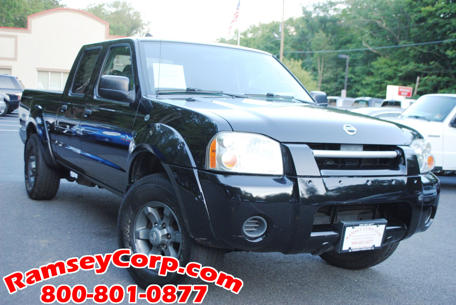 Marvelous ... 2004 Nissan Frontier XE 3.3 Truck Long Bed Crew Cab ...