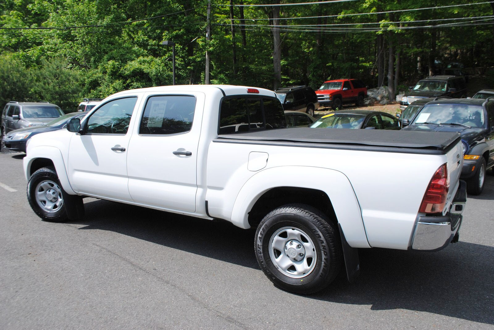 used toyota tacoma for sale certified pre owned tacoma autos post. Black Bedroom Furniture Sets. Home Design Ideas