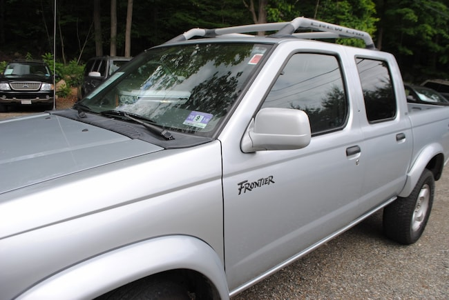 Used 2000 Nissan Frontier For Sale West Milford Nj