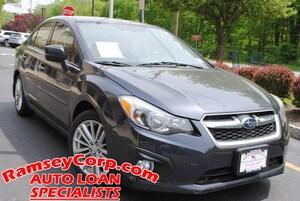 2013 Subaru Impreza Limited 2.0i