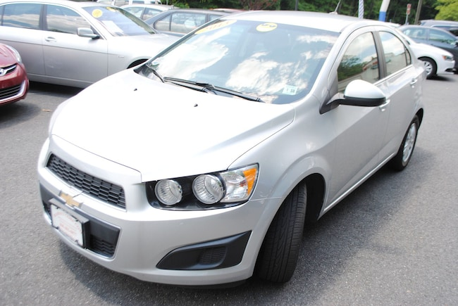 Used 2013 Chevrolet Sonic For Sale At Ramsey Corp Vin