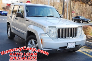 2008 Jeep Liberty Limited Edition 3.7