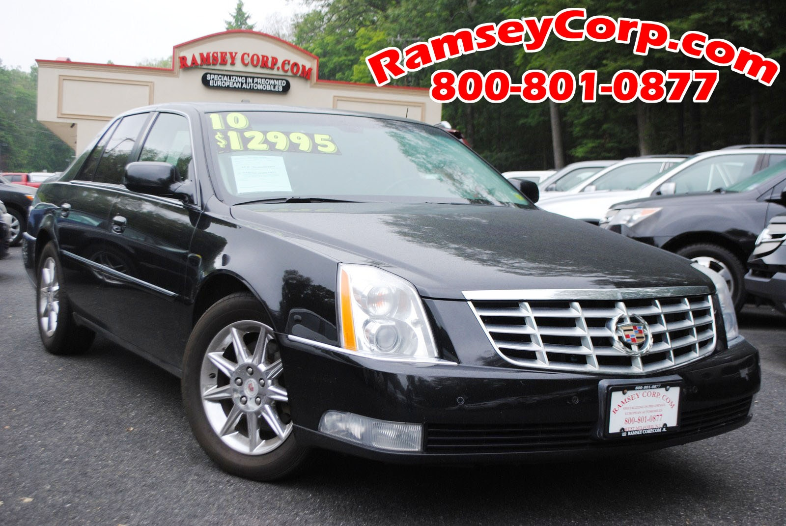 Cadillac 2006 cadillac deville : Used 2010 CADILLAC DTS For Sale | West Milford NJ