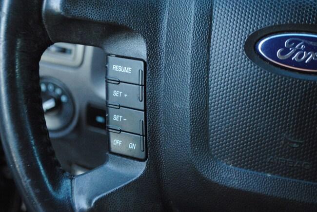 ford 2009 escape gas tank size