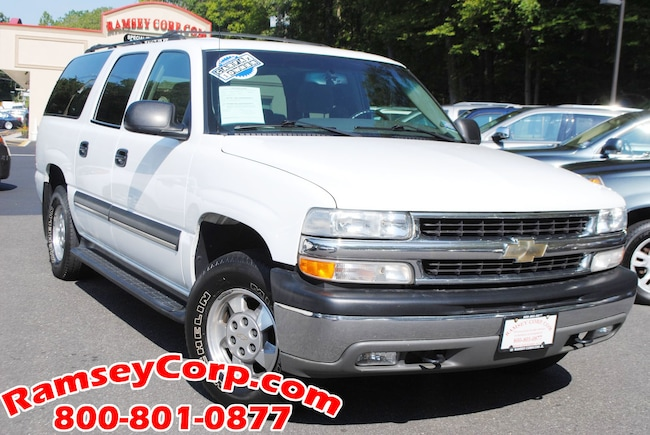 Used 2003 Chevrolet Suburban 1500 For Sale | West Milford NJ
