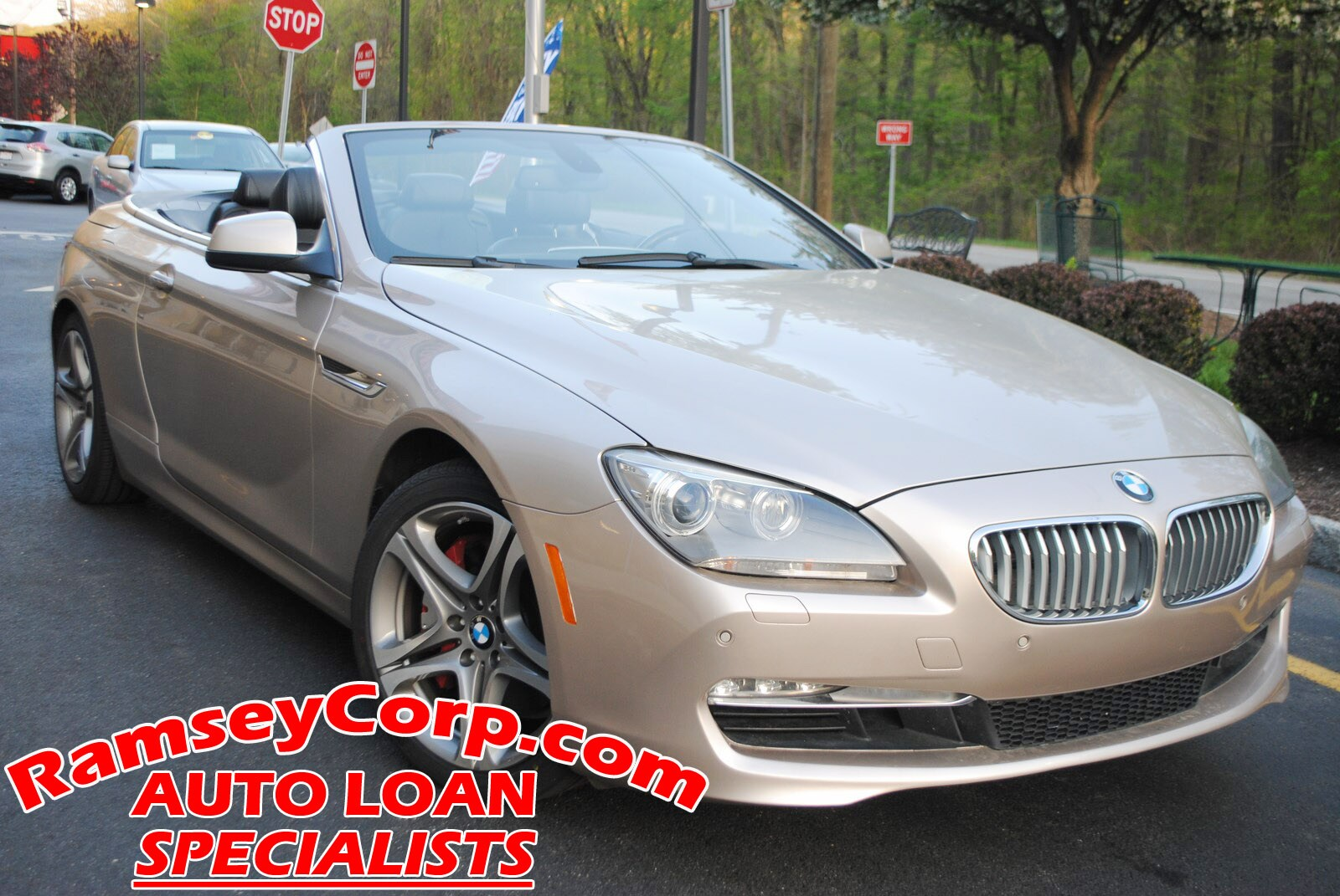 2012 BMW 650i 4.4 Convertible