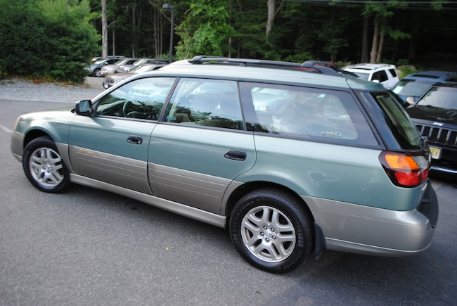 Used 2003 Subaru Outback For Sale West Milford Nj