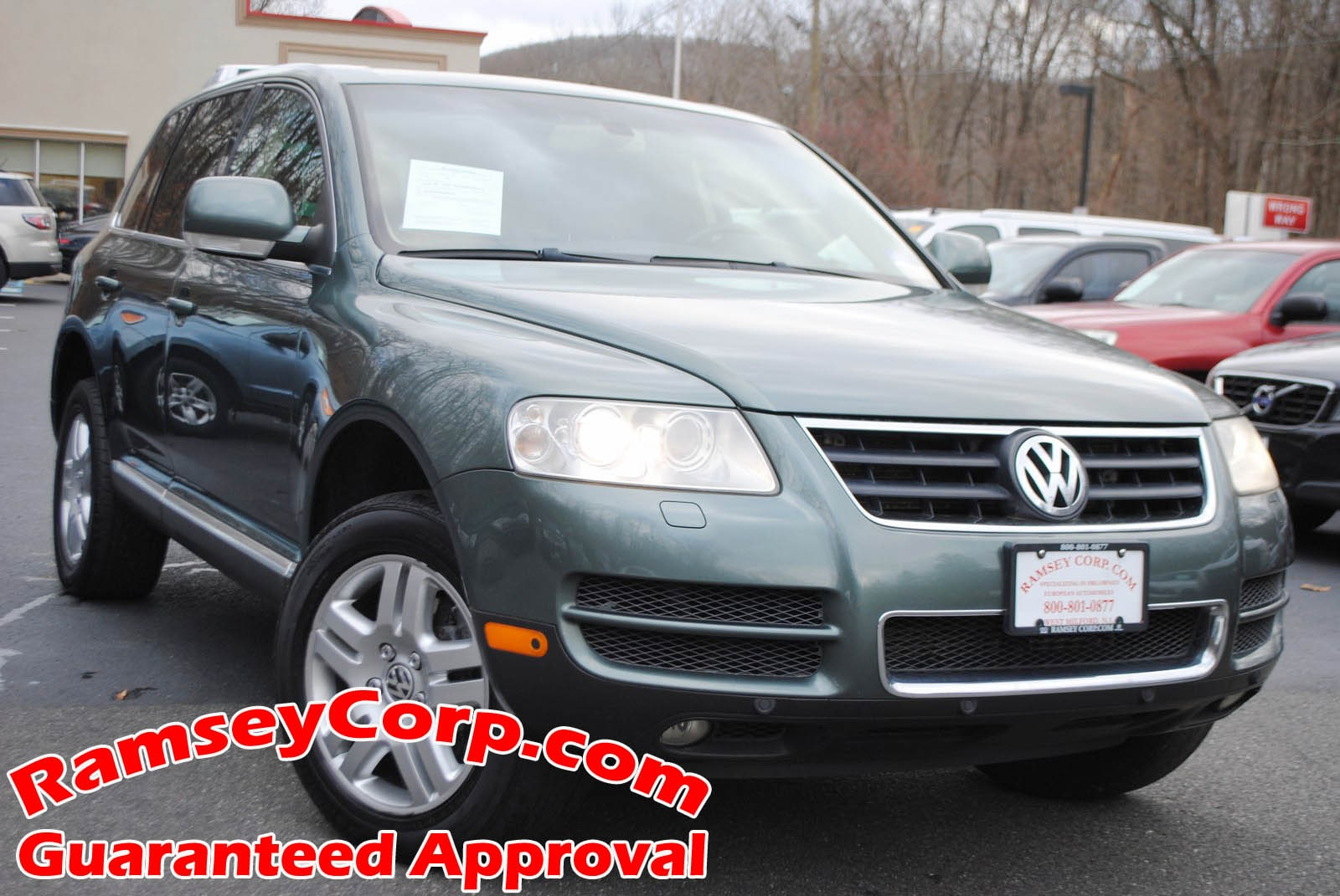 used 2004 volkswagen touareg for sale west milford nj rh ramseycorp com 2004 Volkswagen Touareg Blue 2004 Volkswagen Touareg Interior