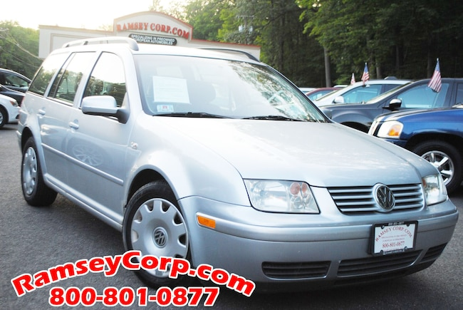 used 2002 volkswagen jetta for sale at ramsey corp. | vin