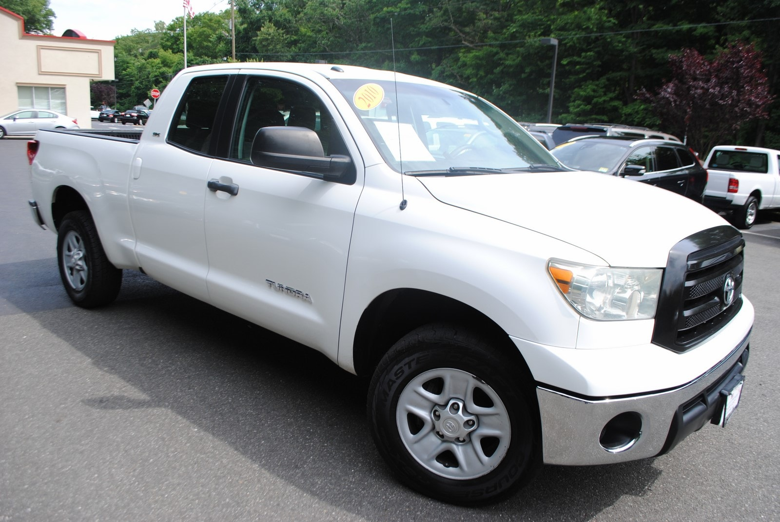 ... 2010 Toyota Tundra 4.6 Truck Double Cab ...