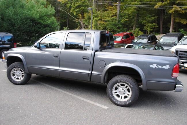 ... 2004 Dodge Dakota SLT 4.7 Truck Quad Cab ...