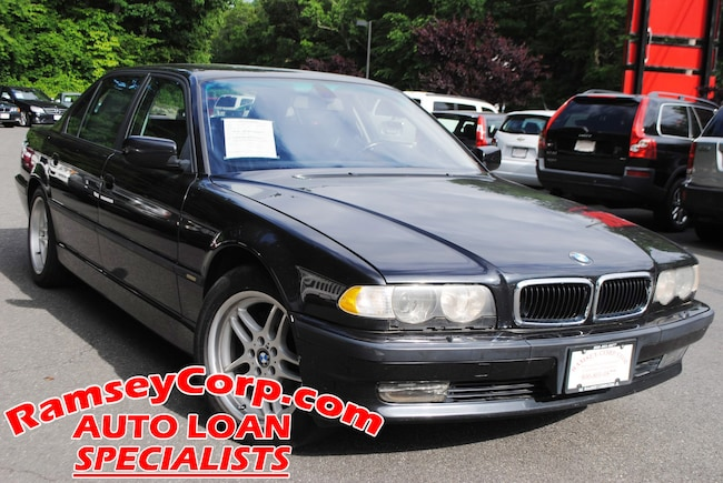 Used 2001 BMW 740iL For Sale | West Milford NJ