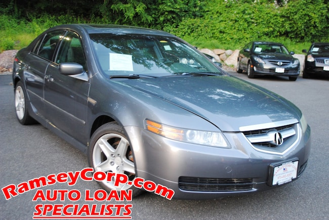 Used 2005 Acura Tl For Sale West Milford Nj