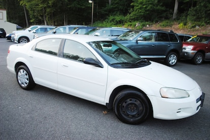 Used 2002 Dodge Stratus For Sale at Ramsey Corp  | VIN