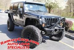 2012 Jeep Wrangler Unlimited Rubicon 3.6 SUV