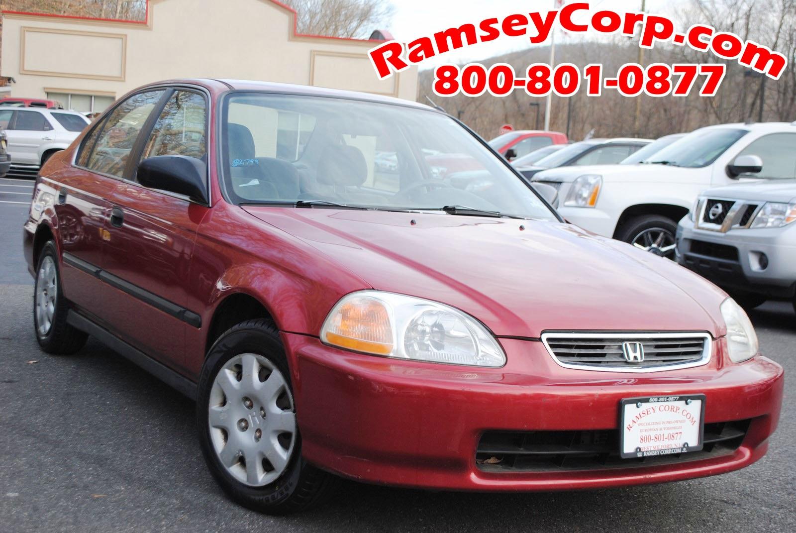 ... 1998 Honda Civic LX 1.6 Sedan ...