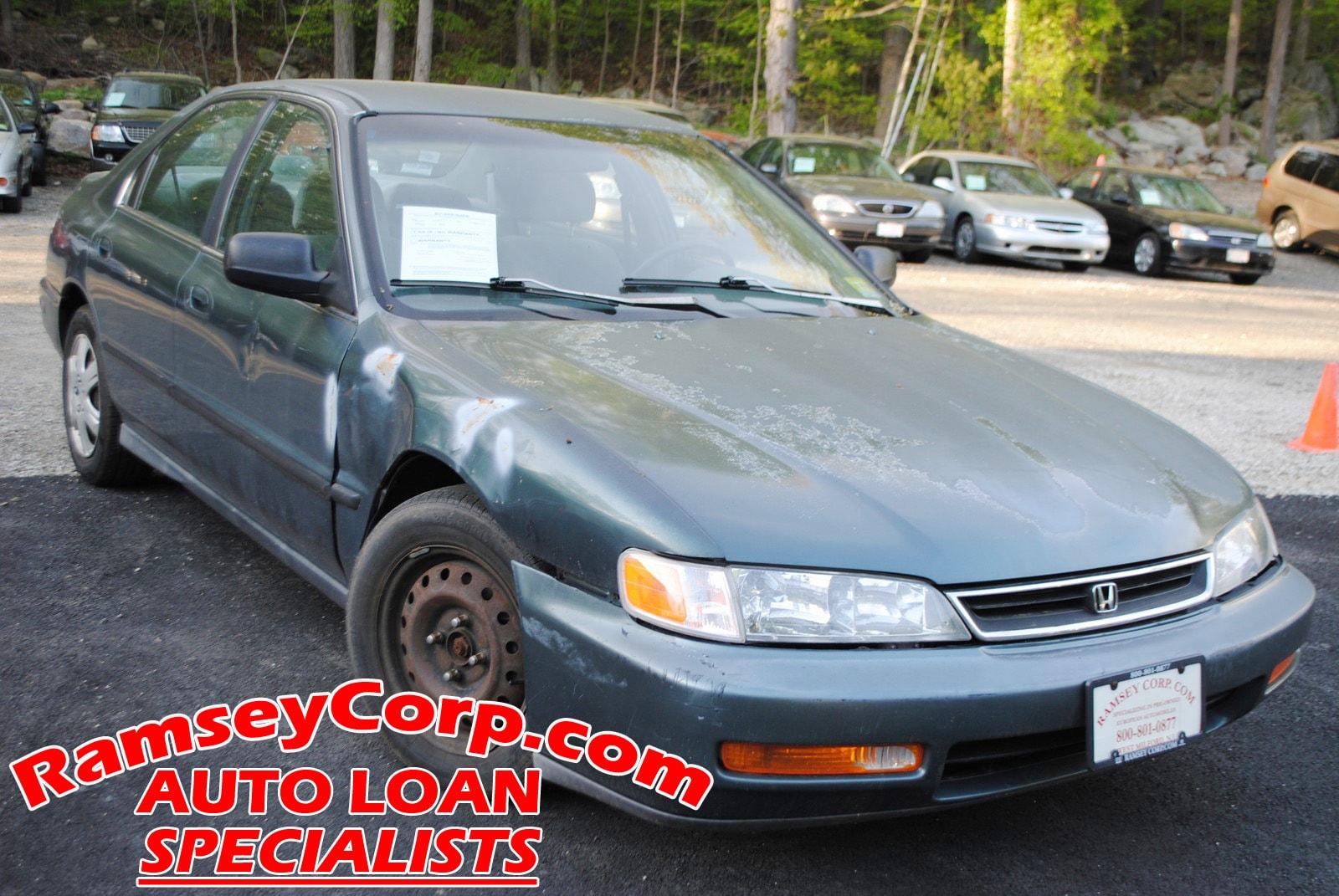... 1996 Honda Accord LX 2.7 Sedan ...