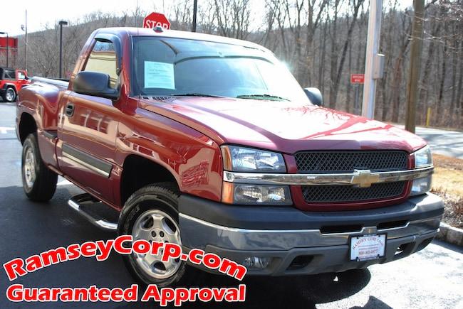 Used 2004 Chevrolet Silverado 1500 For Sale | West Milford NJ