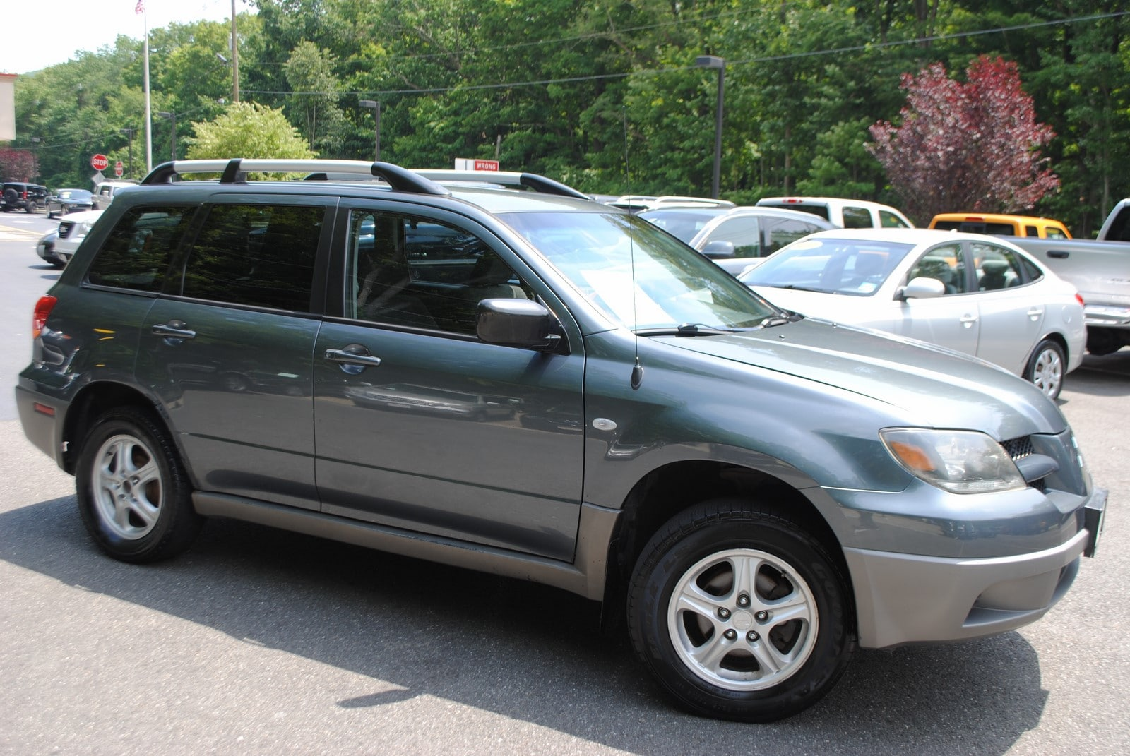 used 2003 mitsubishi outlander for sale west milford nj rh ramseycorp com Mitsubishi Outlander Sport Mitsubishi Outlander Inside