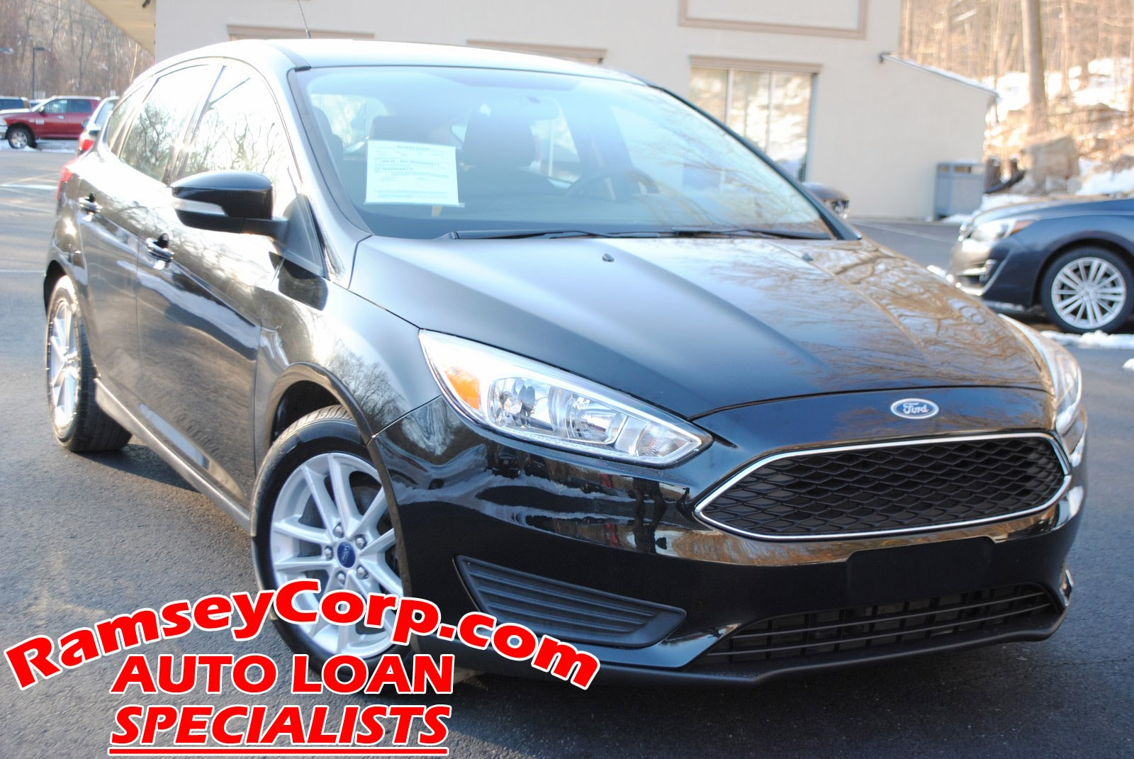 Brilliant Used 2015 Ford Focus For Sale At Ramsey Corp Vin 1Fadp3K21Fl307428 Wiring Cloud Pendufoxcilixyz