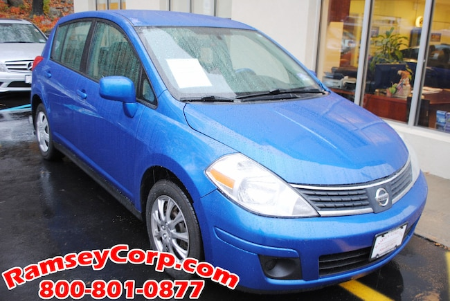 Used 2007 Nissan Versa For Sale West Milford Nj