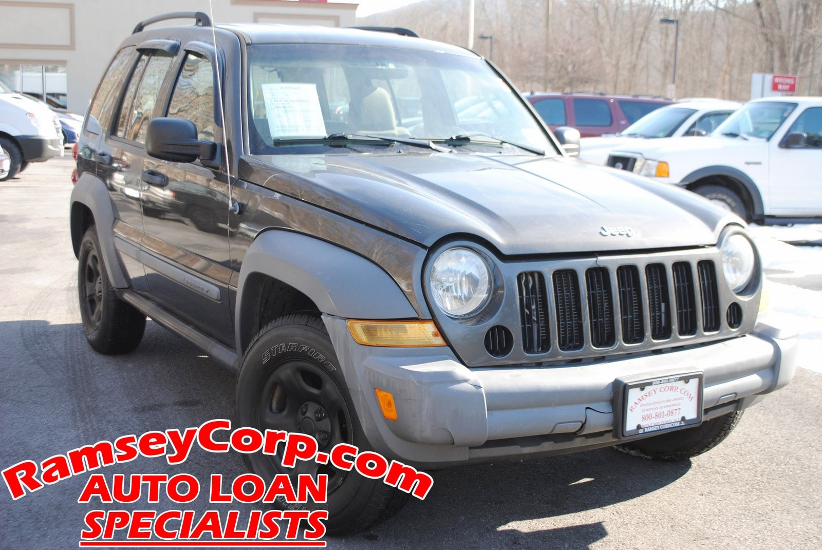 ... 2005 Jeep Liberty Sport 3.7 SUV ...