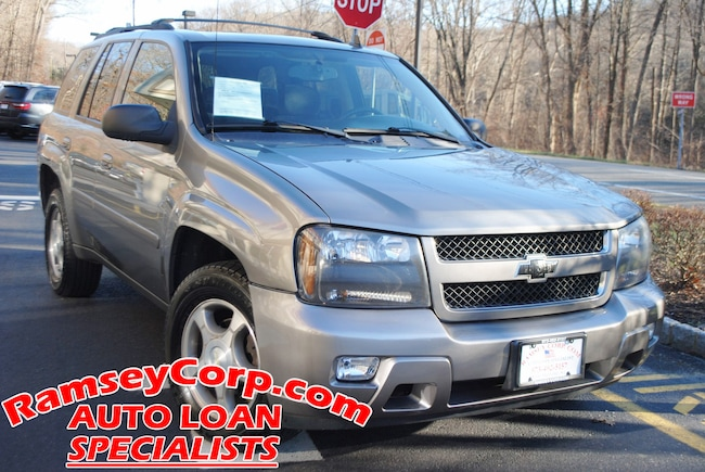 Used 2008 Chevrolet Trailblazer For Sale At Ramsey Corp Vin