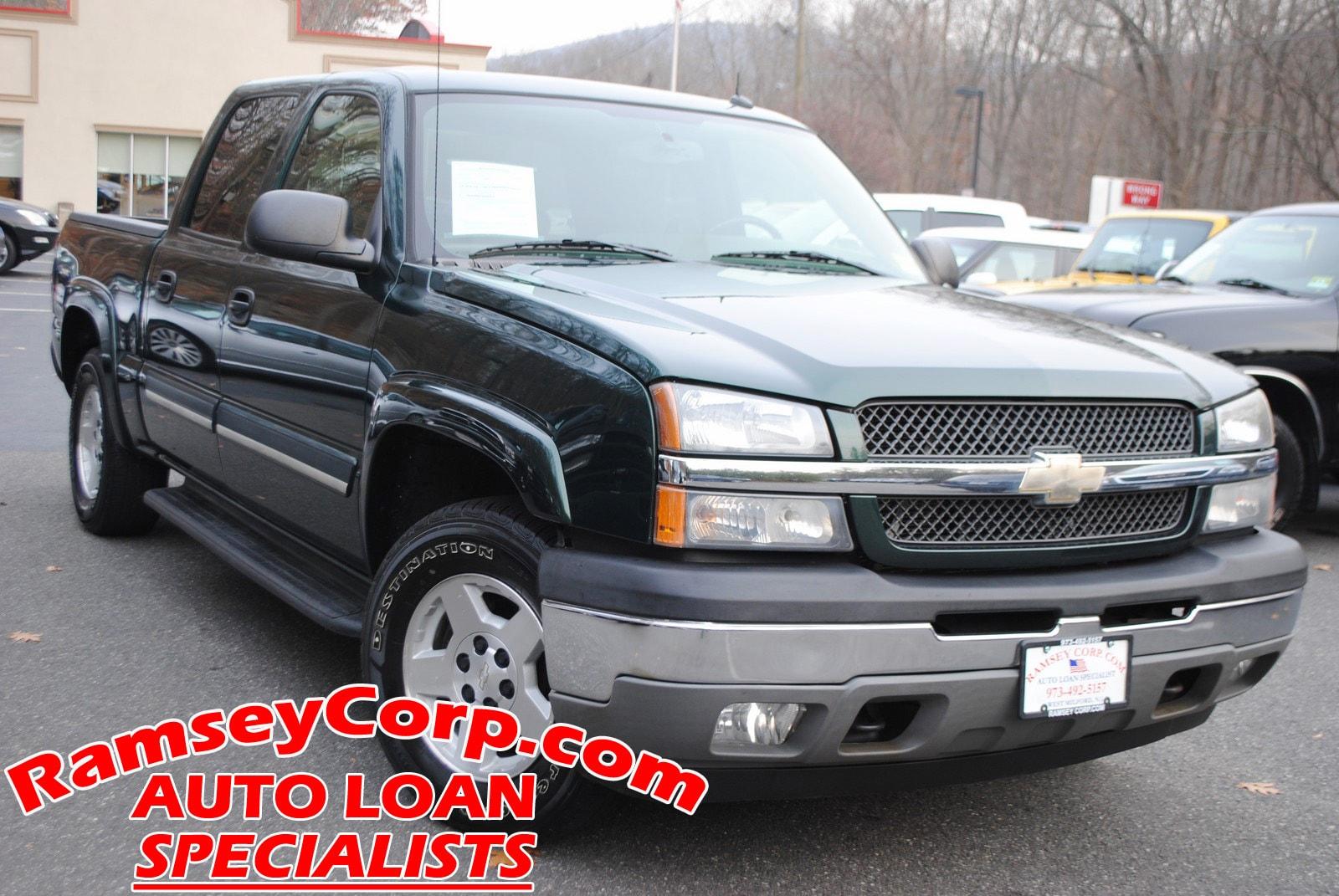 Used 2005 Chevrolet Silverado 1500 For Sale at Ramsey Corp    VIN