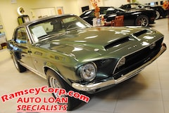 1968 Ford Mustang Shelby EXP 500 Coupe